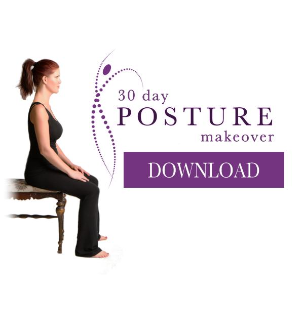 30-day Posture Makeover Instant Video Download
